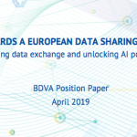 "New BDVA position paper: ""Towards a European Data Sharing Space"""