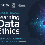 Beyond Privacy: Learning Data Ethics – European Big Data Community Forum 2019