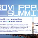 Save the date for BDV PPP Summit