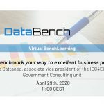 Watch the first DataBench Virtual BenchLearning!