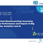 Watch the video & download the presentations from the DataBench Virtual BenchLearning – Assessing the Performance and Impact of Big Data, Analytics and AI