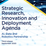 Release of the Strategic Research Innovation and Deployment Agenda for the AI, Data and Robotics Partnership